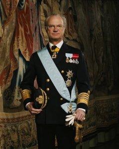 Kung Carl XVI Gustav