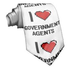I love government agents